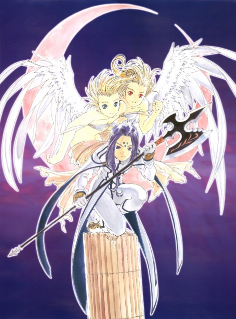 Kousuke Fujishima, Ah! Megami-sama, Spear Mint, Cool Mint, Lind