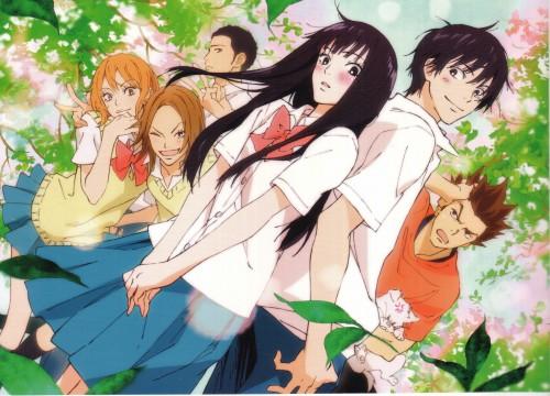 Karuho Shiina, Production I.G, Kimi ni Todoke, Ayane Yano, Chizuru Yoshida
