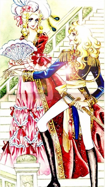 rose of versailles  personal guard