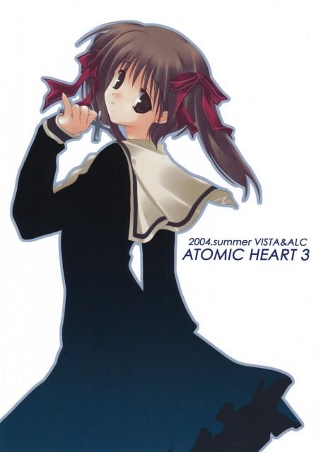 Nemu Kannazuki, Maria-sama ga Miteru, Yumi Fukuzawa, Doujinshi