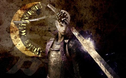 Makoto Tsuchibayashi, Capcom, Sengoku Basara, Mitsunari Ishida (Sengoku Basara) Wallpaper