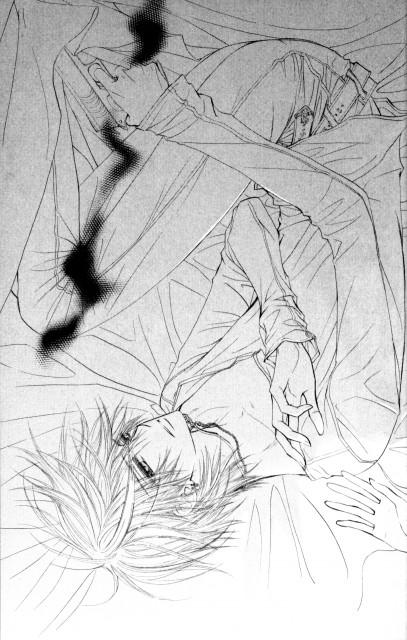 Matsuri Hino, Vampire Knight, Zero Kiryuu