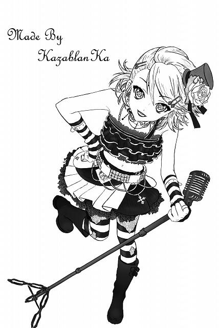 Vocaloid, Rin Kagamine, Member Art