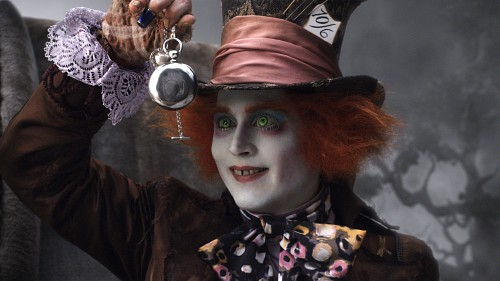 Disney, Alice In Wonderland (2010 Film), Mad Hatter, Live Action