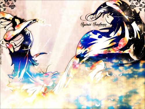 Yoshitaka Amano, Square Enix, Final Fantasy X, Yuna Wallpaper