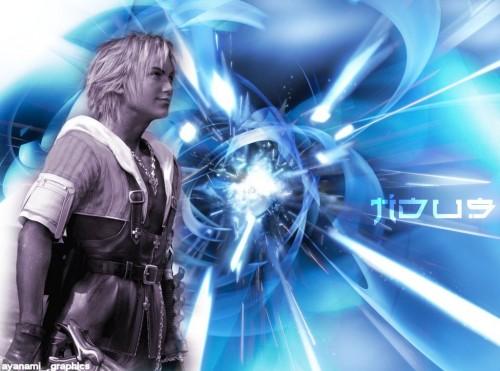 Square Enix, Final Fantasy X, Tidus Wallpaper