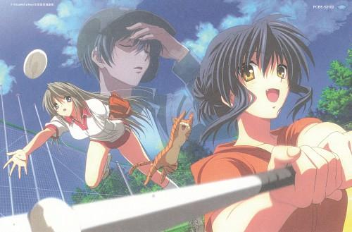 Kyoto Animation, Clannad, Tomoyo Sakagami, Misae Sagara, Yusuke Yoshino