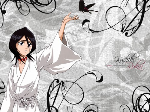 Kubo Tite, Studio Pierrot, Bleach, Rukia Kuchiki Wallpaper