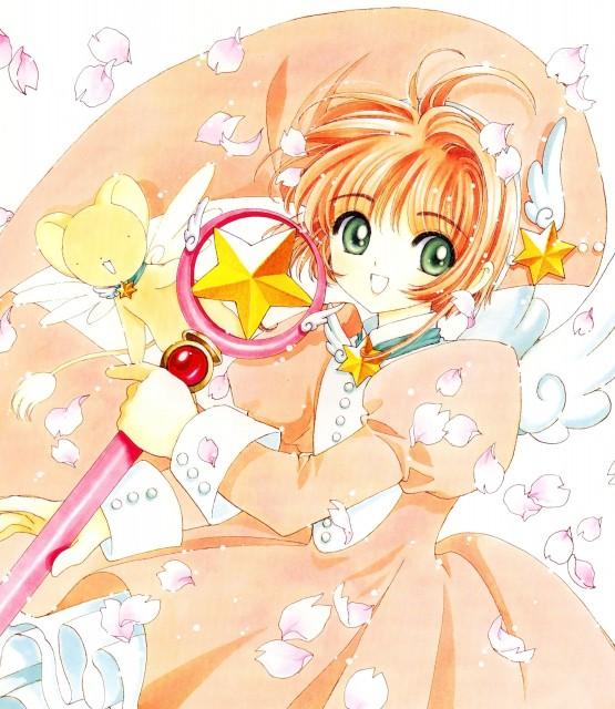CLAMP, Madhouse, Cardcaptor Sakura, Cardcaptor Sakura Illustrations Collection 3, Keroberos
