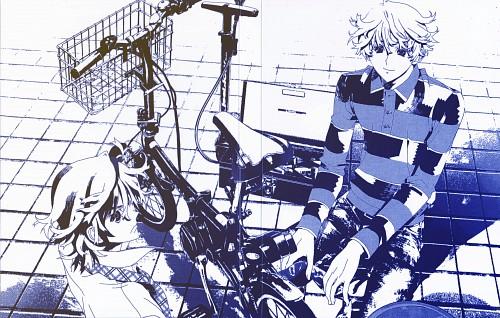 Ryu Fujisaki, Daume, Corpse Demon, Natsuno Yuuki, Toru Mutou