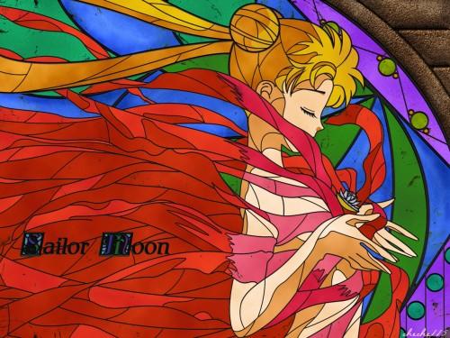 Toei Animation, Bishoujo Senshi Sailor Moon, Usagi Tsukino Wallpaper