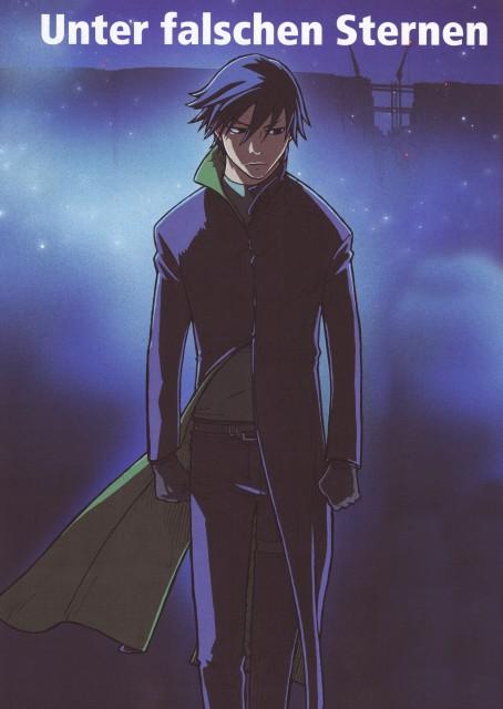 Yuji Iwahara, BONES, Darker than Black, Hei