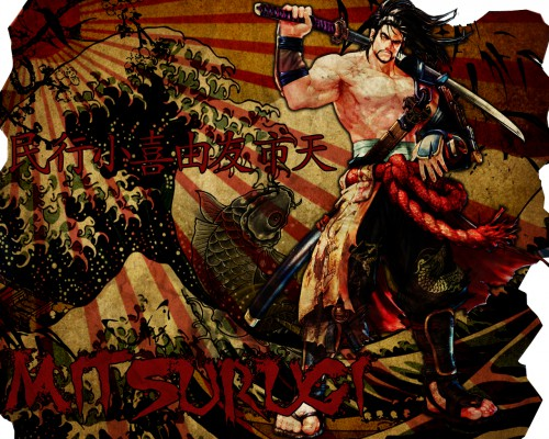 Namco, Soul Calibur, Mitsurugi Wallpaper