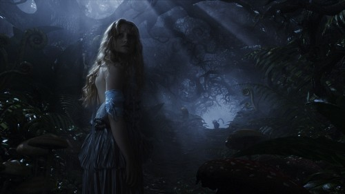 Disney, Alice In Wonderland (2010 Film), Alice, Cheshire Cat, Live Action
