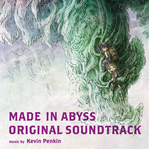 Kinema Citrus, Made in Abyss, Rico (Made in Abyss), Reg, Album Cover