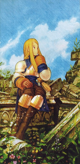 Square Enix, Final Fantasy Tactics, Agrias Oaks