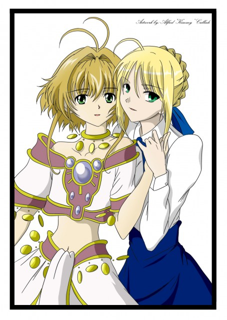 CLAMP, TYPE-MOON, Bee Train, Tsubasa Reservoir Chronicle, Fate/stay night