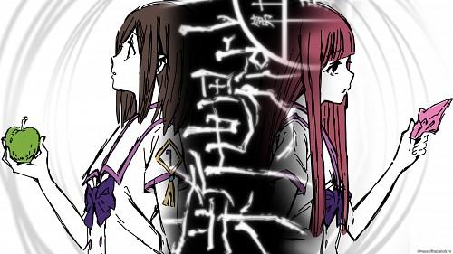 Tooru Oikawa, A-1 Pictures, Shin Sekai Yori, Maria Akizuki, Saki Watanabe Wallpaper