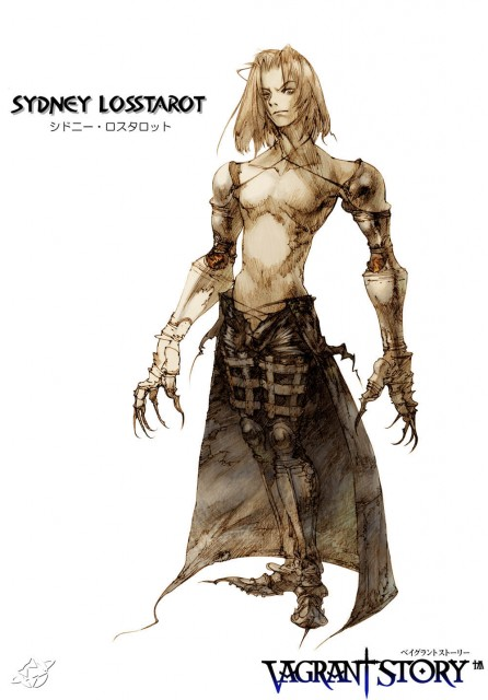 Square Enix, Vagrant Story, Sydney Losstarot