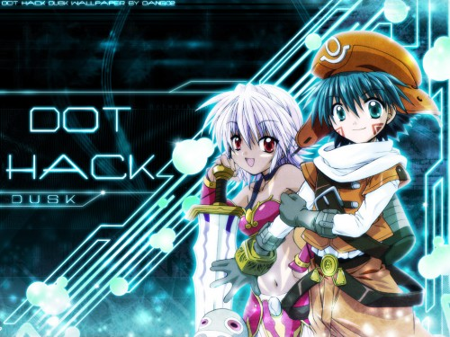 Rei Izumi, Bee Train, .hack//Legend of the Twilight, Rena Kunisaki, Shugo Kunisaki Wallpaper