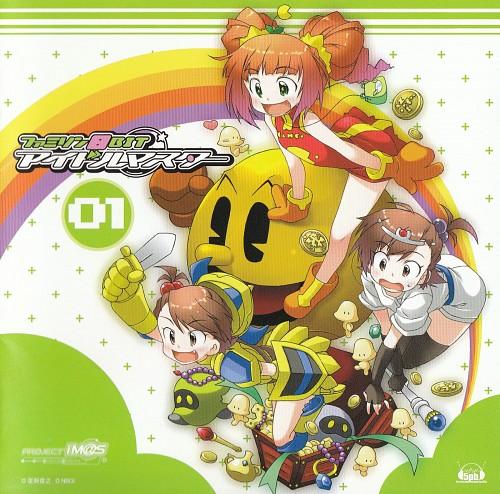 A-1 Pictures, Namco, Idol Master, Yayoi Takatsuki, Mami Futami