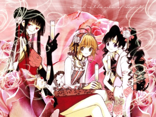 CLAMP, Bee Train, Production I.G, Tsubasa Reservoir Chronicle, xxxHOLiC Wallpaper