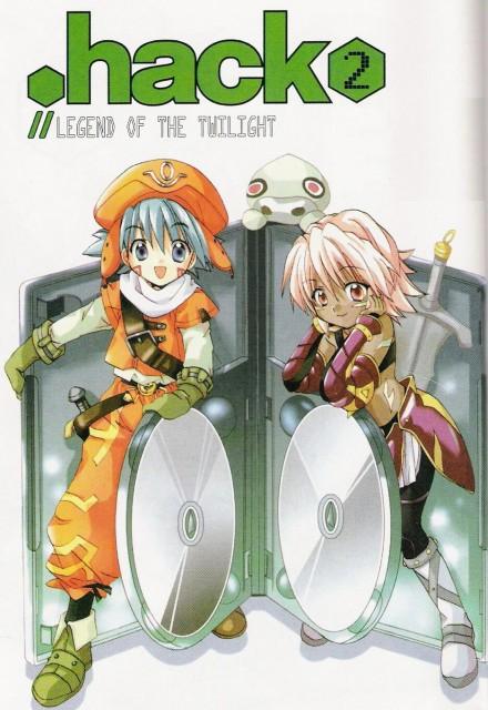 Rei Izumi, Bee Train, .hack//Legend of the Twilight, Shugo Kunisaki, Rena Kunisaki