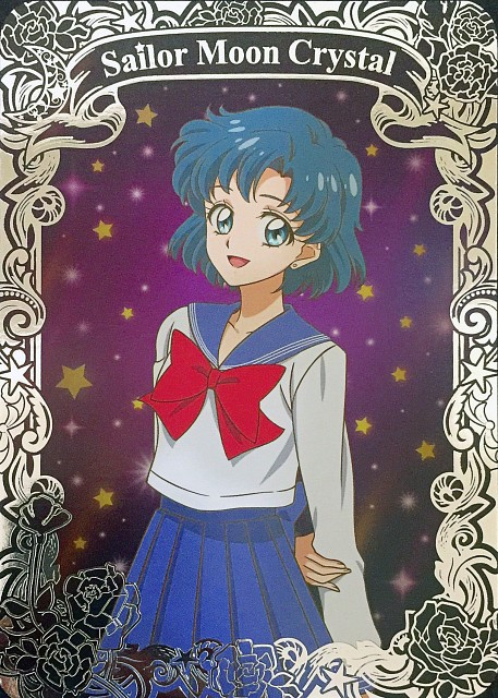 Toei Animation, Bishoujo Senshi Sailor Moon, Ami Mizuno, Sailor Mercury