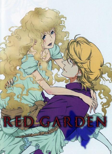 Kirihito Ayamura, Gonzo, Red Garden, Anna Girardot, Herve Girardot
