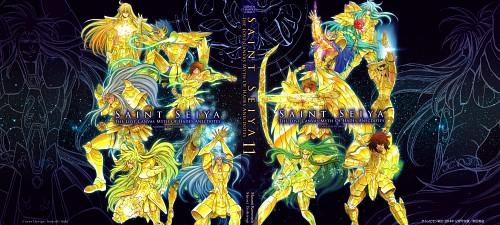 Shiori Teshirogi, TMS Entertainment, Saint Seiya, Saint Seiya: The Lost Canvas, Gemini Aspros