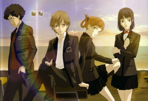 Atlus, Persona: Trinity Soul, Kanaru Morimoto, Takurou Sakakiba, Shin Kanzato