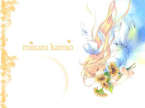 Key (Studio), Air, Misuzu Kamio, Doujinshi Wallpaper