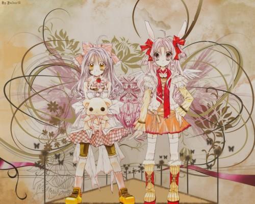 Arina Tanemura, Full Moon wo Sagashite, Mitsuki Koyama, Meroko Yui Wallpaper