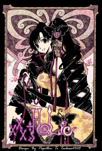 CLAMP, xxxHOLiC, Himawari Kunogi, Colorizations