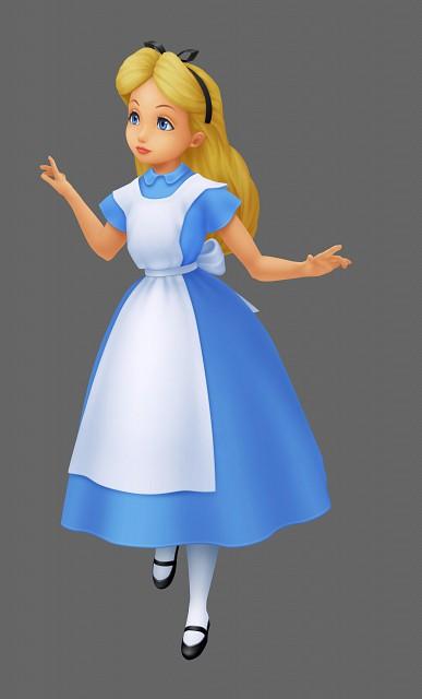 Square Enix, Kingdom Hearts, Alice