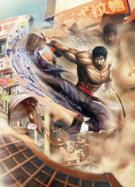 Street Fighter x Tekken, Marshall Law