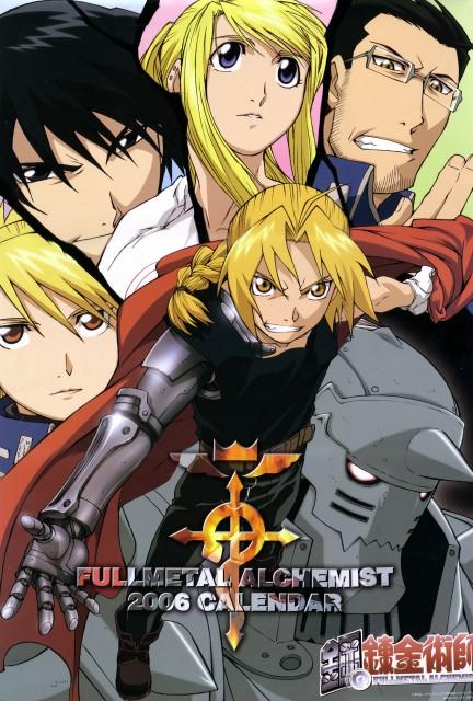 BONES, Fullmetal Alchemist, Alphonse Elric, Riza Hawkeye, Edward Elric