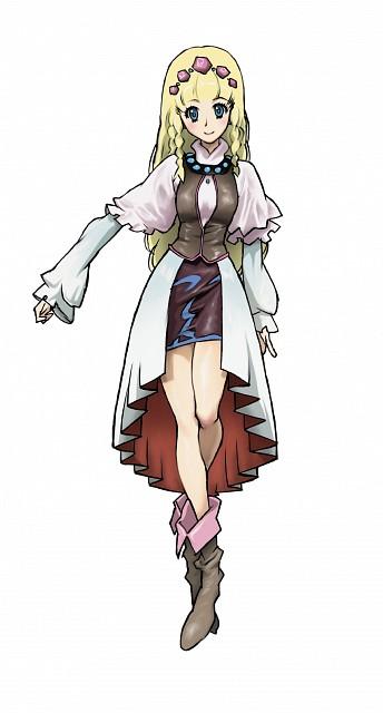 Kazuto Nakazawa, Namco, Tales of Legendia, Shirley Fennes, Official Digital Art