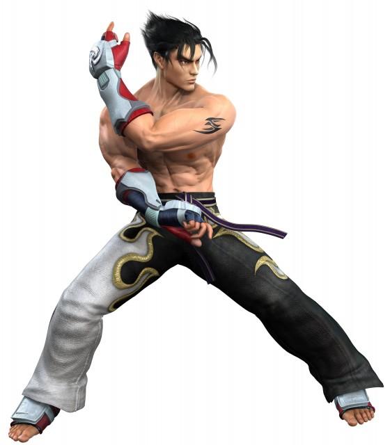 Namco, Tekken, Jin Kazama