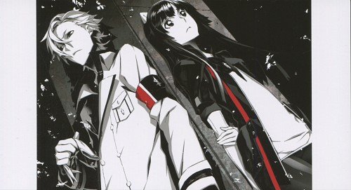Miwa Shirow, GUILTY CROWN, Daryl Yan, Tsugumi