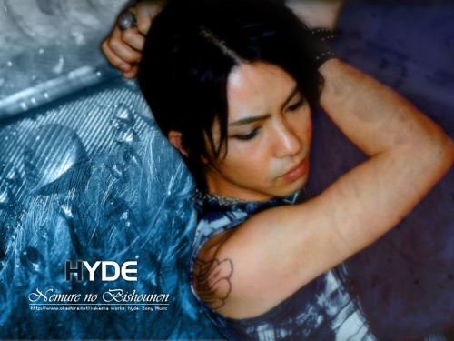 Hyde (J-Pop Idol) Wallpaper