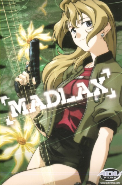 Bee Train, Madlax, Madlax (Character)