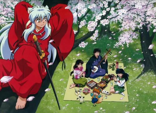 Rumiko Takahashi, Inuyasha, Inuyasha (Character), Kirara , Shippou