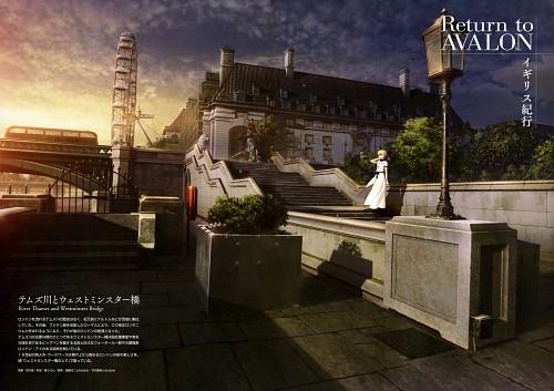 Takashi Takeuchi, TYPE-MOON, Type-MOON Ace Vol. 11, Fate/stay night, Saber