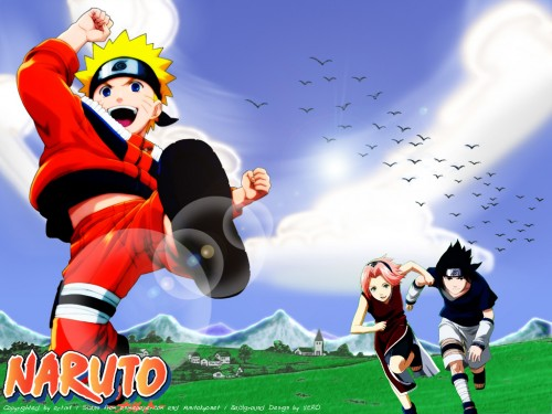 Masashi Kishimoto, Studio Pierrot, Naruto, Sasuke Uchiha, Naruto Uzumaki Wallpaper
