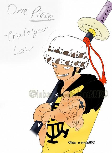 Eiichiro Oda, Toei Animation, One Piece, Trafalgar Law, Member Art