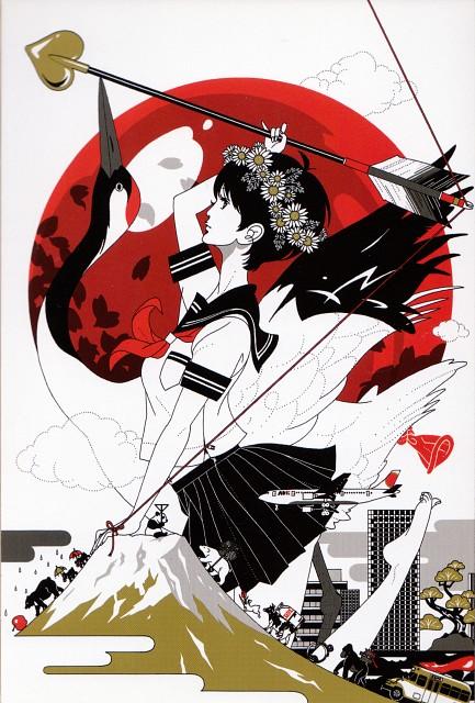 Yusuke Nakamura, RED Postcard Book