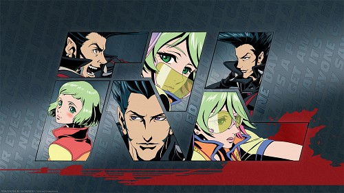 Madhouse, Redline, JP, Sonoshee McLaren, Vector Art Wallpaper