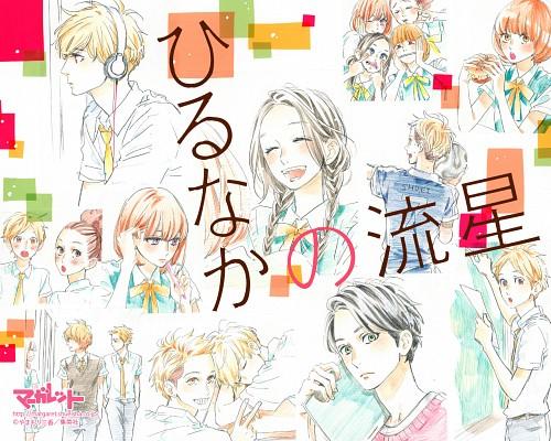 Mika Yamamori, Hirunaka no Ryuusei, Nana Kameyoshi, Suzume Yosano, Monika Tsuruya