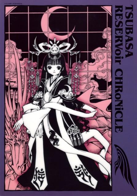 CLAMP, Tsubasa Reservoir Chronicle, Tomoyo Daidouji, Pencil Board